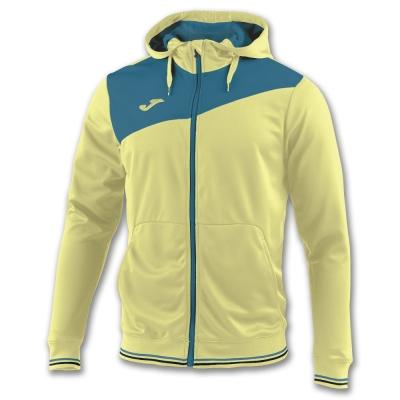 Jachete Hooded Granada Yellow-blue Joma