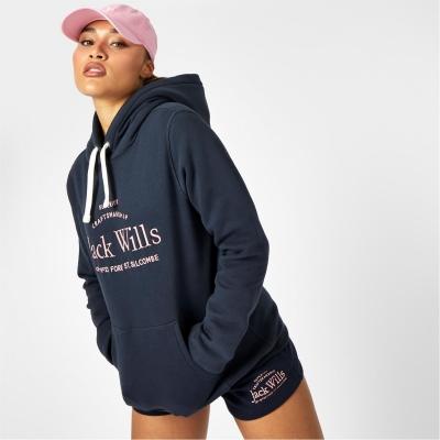 Hanorace Jack Wills Hunston Embroidered Logo