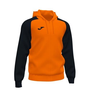 Hanorace Academy Iv Zip-up Orange Black Joma