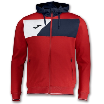 Jachete Crew Hooded Royal Joma