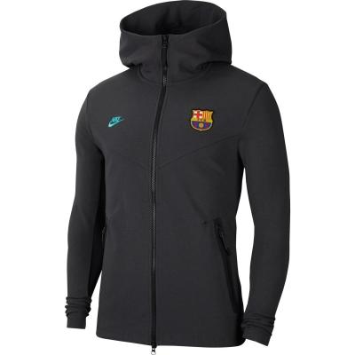 Hanorace Nike FC Barcelona Nikesportswear Tech Pack