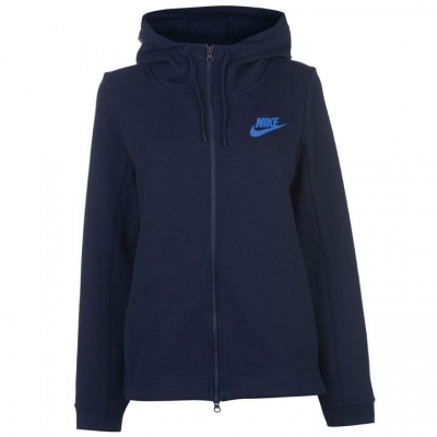 Hanorace Nike Optic Zip pentru Femei