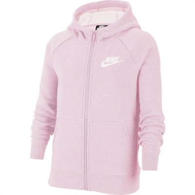 Hanorace Nike Sportswear Full-Zip de fete Junior