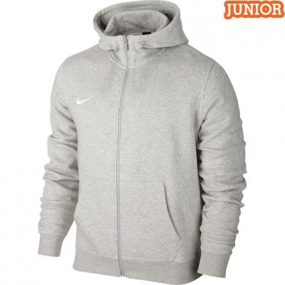 Bluze trening Hanorace Nike Team Club FZ gray 658499 050
