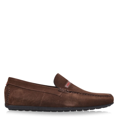 Pantofi sport Hugo Dandy Suede Driving