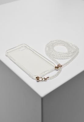Phonecase with Pearl Necklace I Phone 6/7/8 Urban Classics