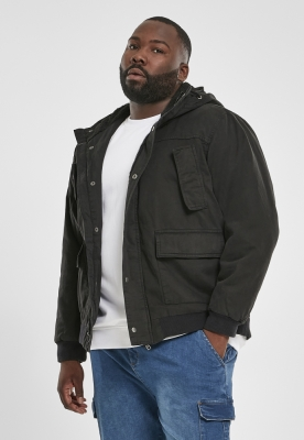 Jachete Hooded Cotton Urban Classics