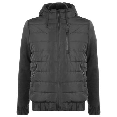Jachete Firetrap Sartorial Knit pentru Barbati