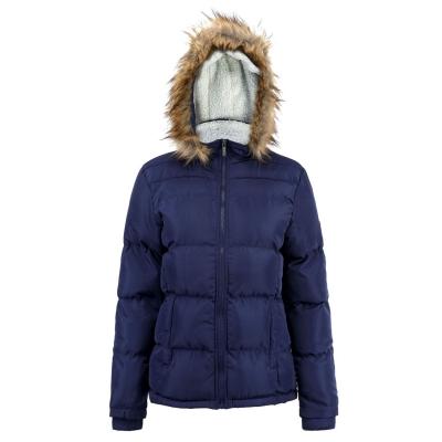 Jachete Hanorac Lee Cooper Faux Fur pentru Femei