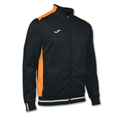 Jachete Campus Ii Black-orange Fluor Joma