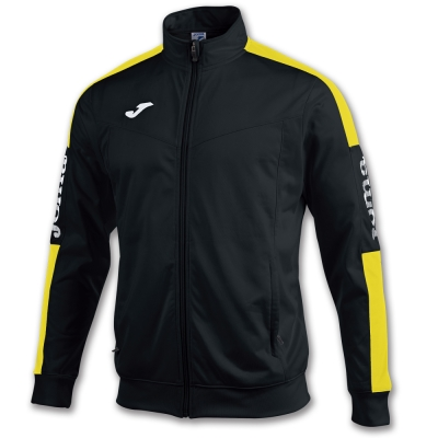 Jachete Champion Iv Black-yellow Joma