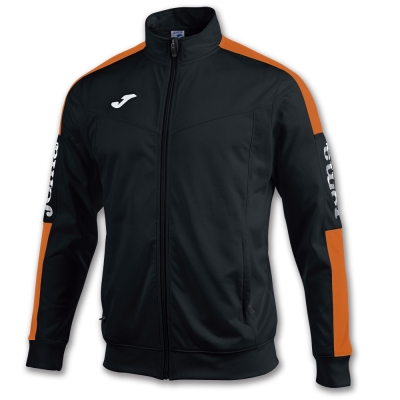 Jachete Champion Iv Black-orange Joma