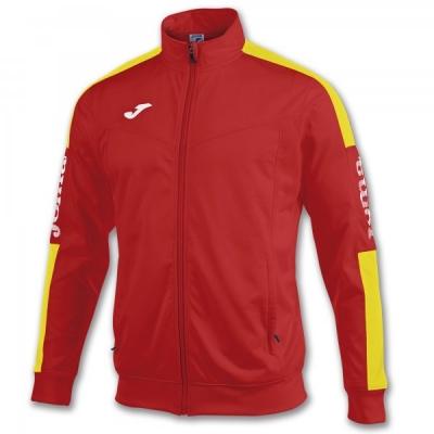 Jachete Champion Iv Red-yellow Joma
