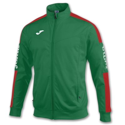 Jachete Champion Iv Green-red Joma
