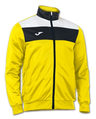 Jachete Crew Polyester Yellow Joma