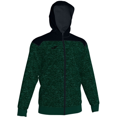 Jachete Hooded Argos Ii Dark Green-black Joma