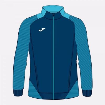 Jachete Essential Ii Dark Navy-fluor Turquoise Joma