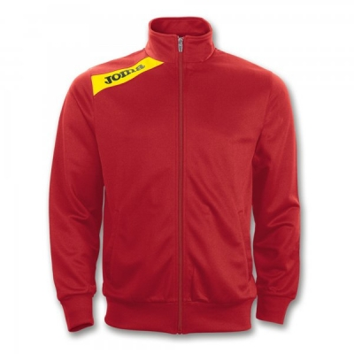 Jachete Poly-tricot Victory Red-yellow Joma