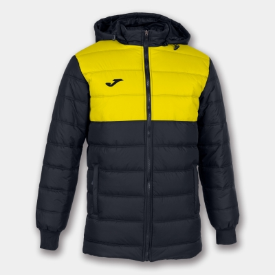 Jachete Urban Ii Winter Black-yellow Joma