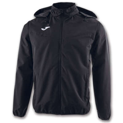 Rainjacket Black Joma