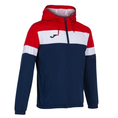 Crew Iv Rainjacket Dark Navy-red Joma