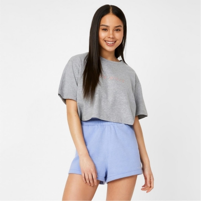 Tricouri Jack Wills Active Cropped Logo