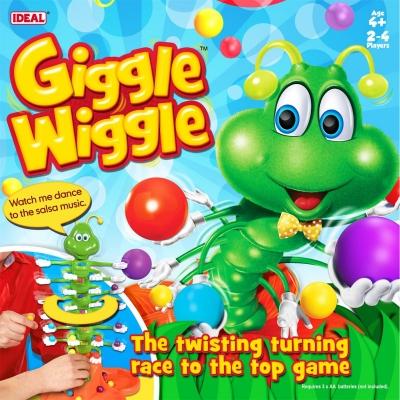 Ideal Giggle Wiggle Game