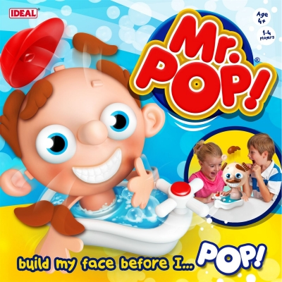 Ideal Mr Pop Game