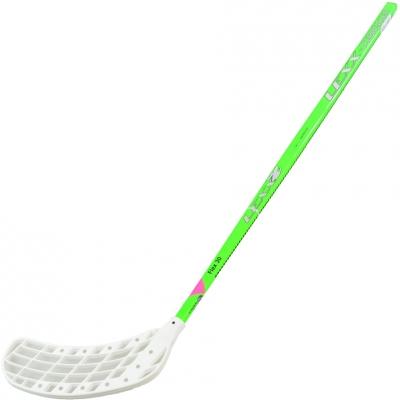 Stick for floorball game Lexx Icebreaker Flex 30 96cm neon green