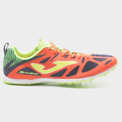 6728 Spikes Coral-black Joma