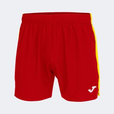 Elite Vii Micro Short Red-yellow Joma