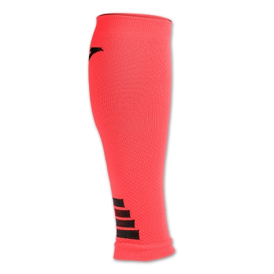 Leg Compression Sleeves Coral Fluor -pack 12- Joma
