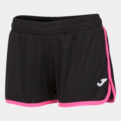 Pantaloni scurti Levante Black Fluor Pink Joma