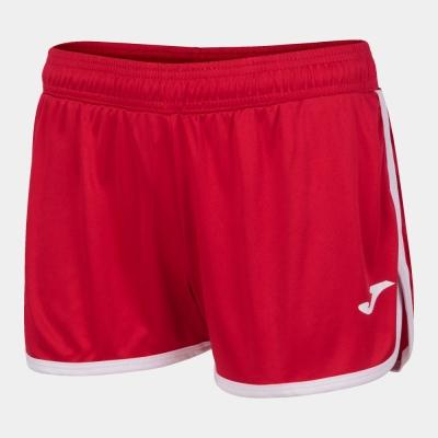 Pantaloni scurti Levante Red White Joma