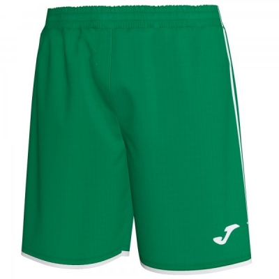 Liga Short Green-white Joma
