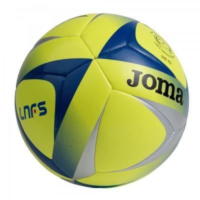 Lnfs Ball Fluor Yellow-silver-blue Size 62 Joma