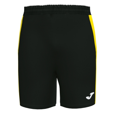Maxi Short Black-yellow Joma