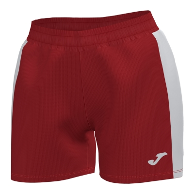 Maxi Short Red-white Joma