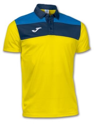 Polo Crew Yellow S/s Joma