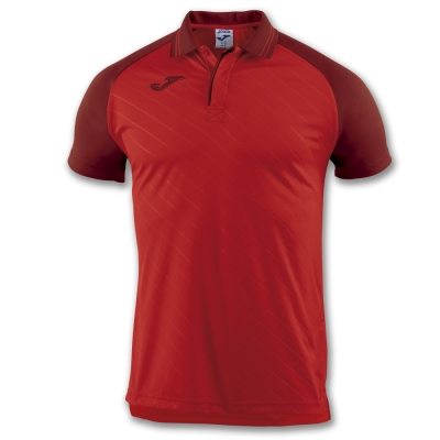 Polo Torneo Ii Red S/s Joma