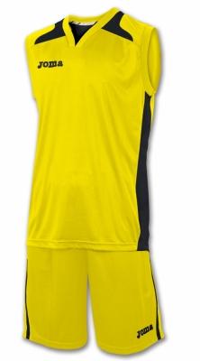 Set Cancha Yellow Jersey+short Joma
