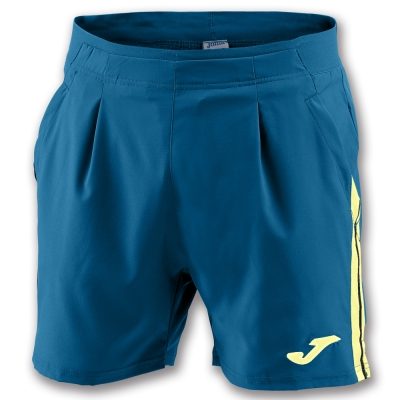 Short Tennis Green (pockets) Joma