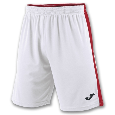 Short Red-white Joma