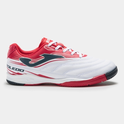 Toledo Jr 2002 White-red Indoor Joma