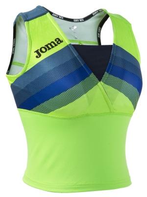 Top Running Fluor Green Joma