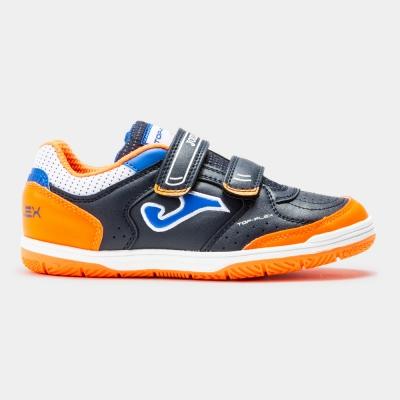 Top Flex Jr 2053 Navy-orange Velcro Indoor Joma