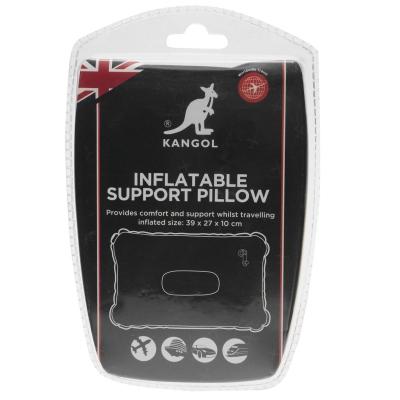 Kangol Inflatable Lumber Support Pillow