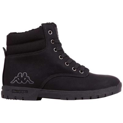 Pantofi sport Kappa Woak men's black 242780 1111