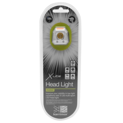 Karrimor X lite Head Light