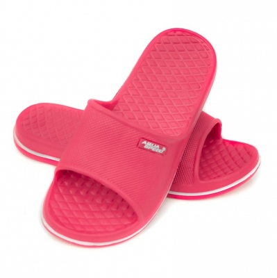 Flip-flops Aqua-Speed Cordoba malinowe 03/494